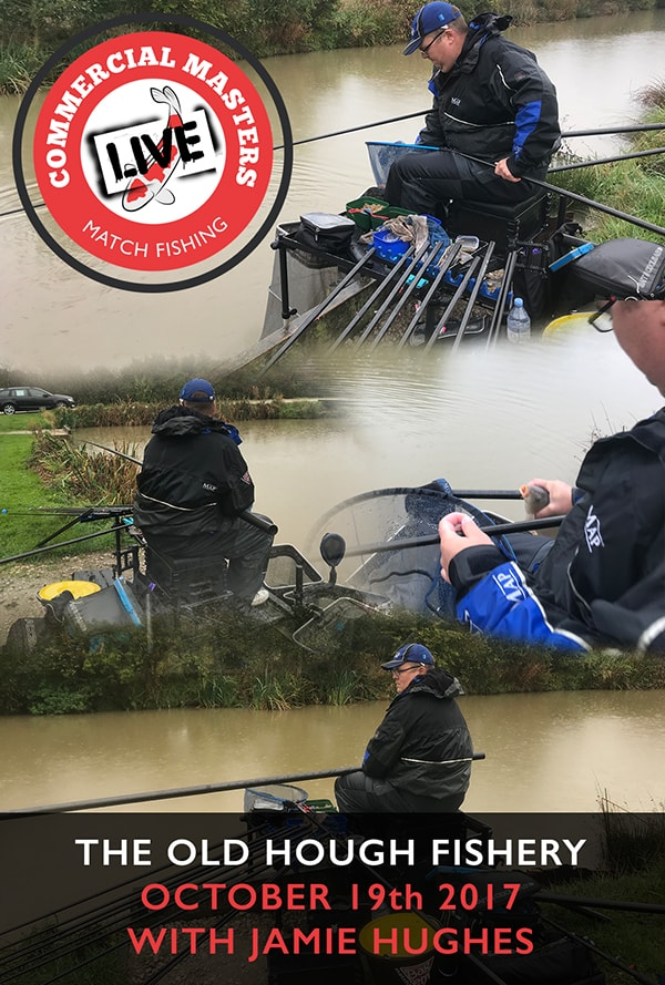 Old Hough Fishery - 19th October 2017 with Jamie Hughes